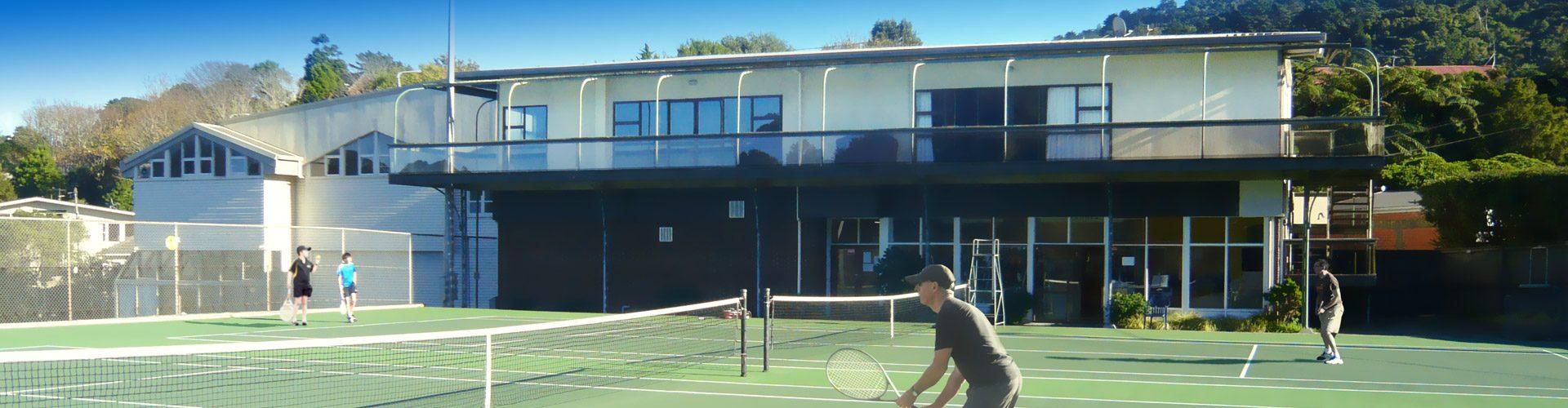 Khandallah Tennis & Squash Club